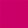 fuchsia translucide brillant / blanc / orange brillant